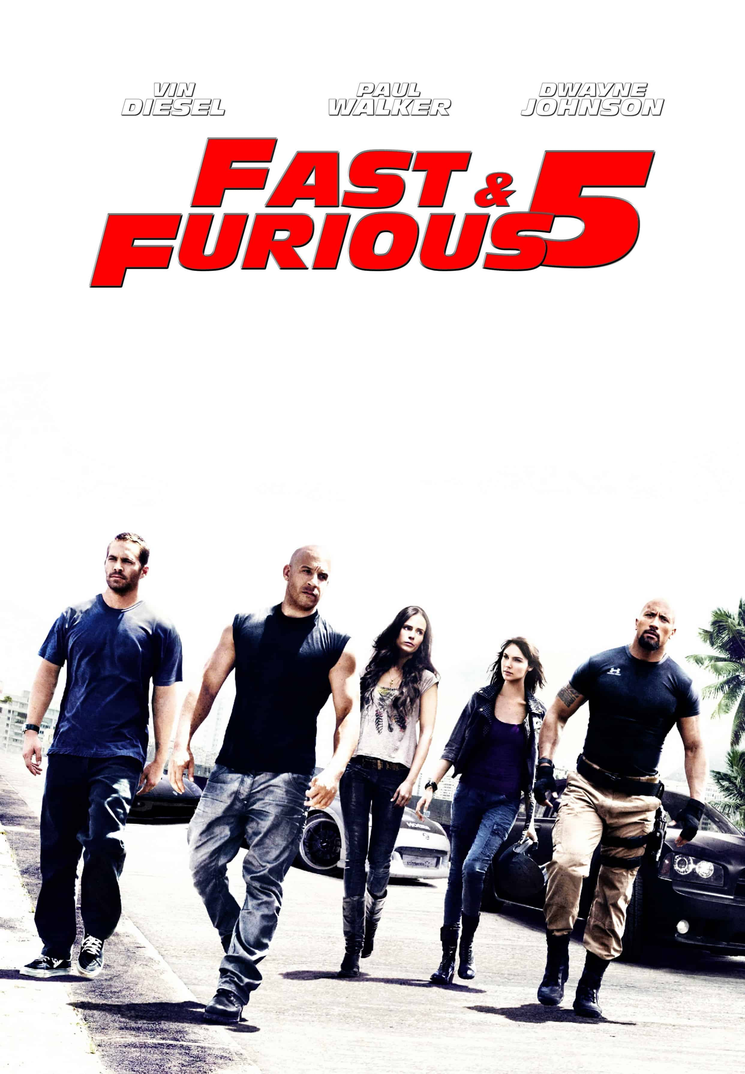 Fast and Furious Five Special