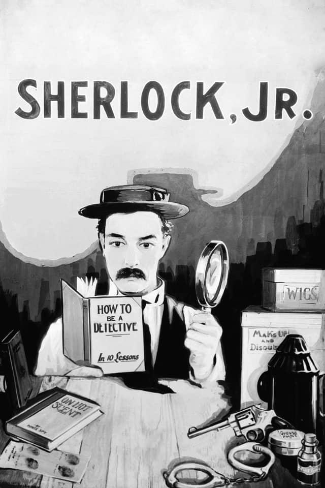 Sherlock Jr.,1924