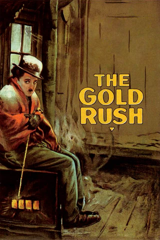 The Gold Rush,1925