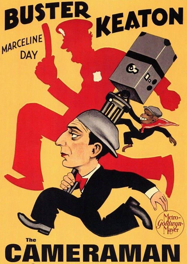 The Cameraman,1928