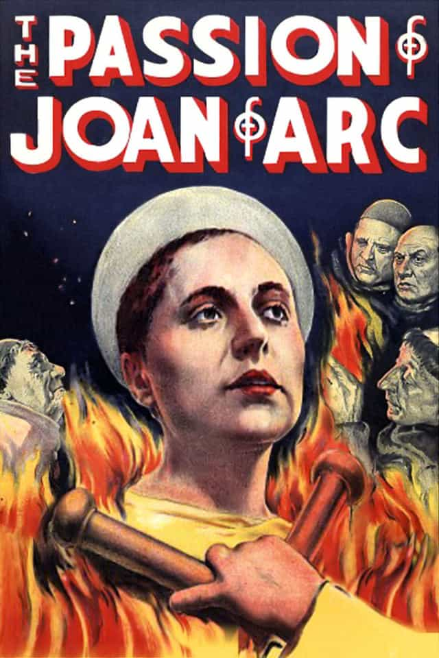 The Passion of Joan of Arc, 1928