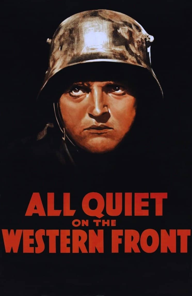 All Quiet on the Western Front, 1930
