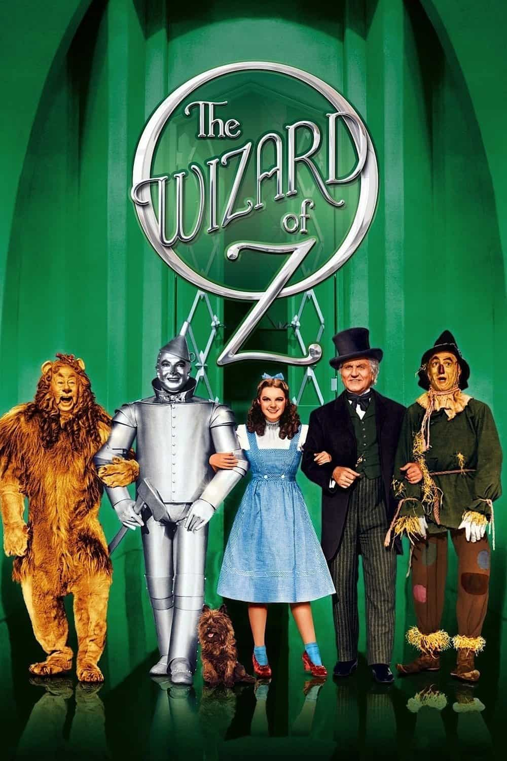 The Wizard of Oz,1939