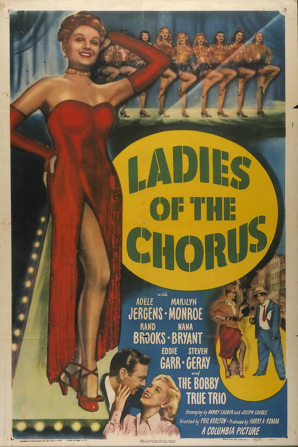Ladies of the Chorus, 1948