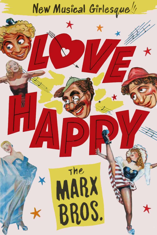Love Happy, 1949