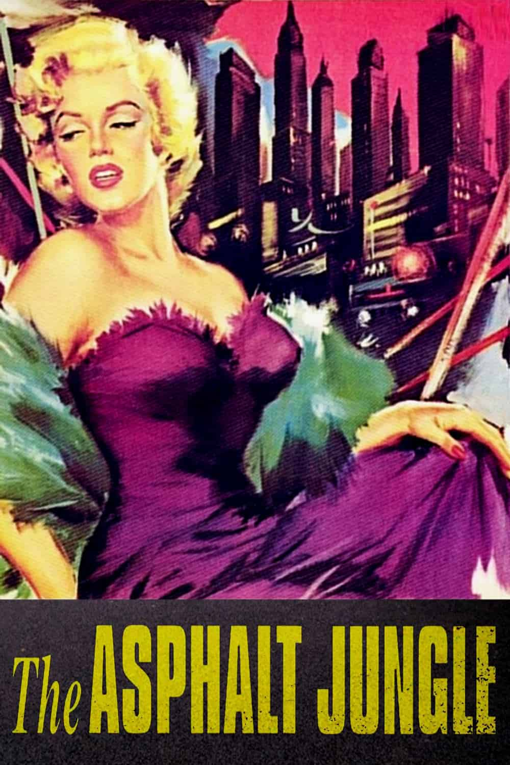 The Asphalt Jungle, 1950