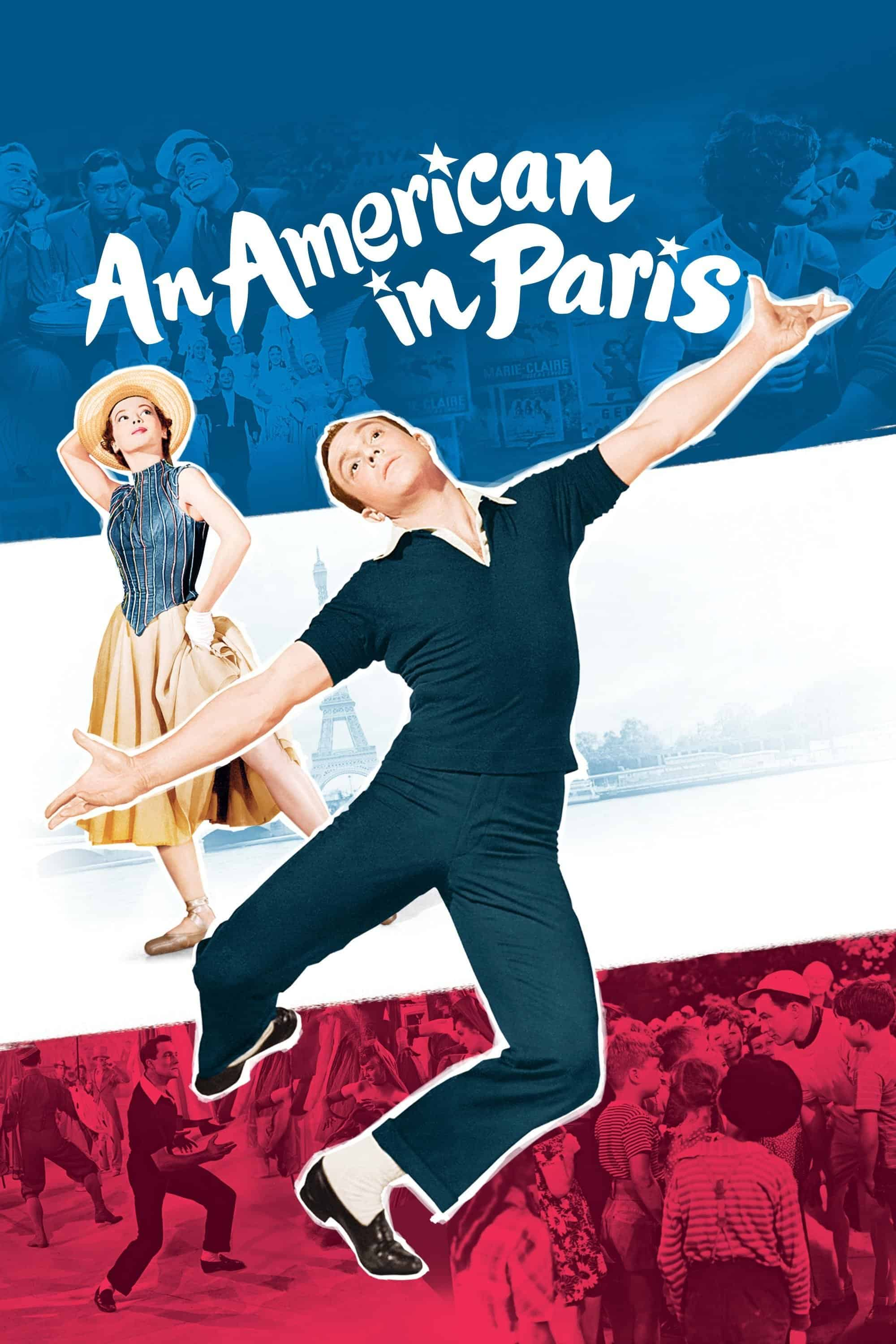 An American in Paris, 1951
