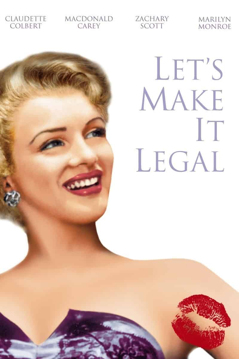 Let's Make It Legal, 1951