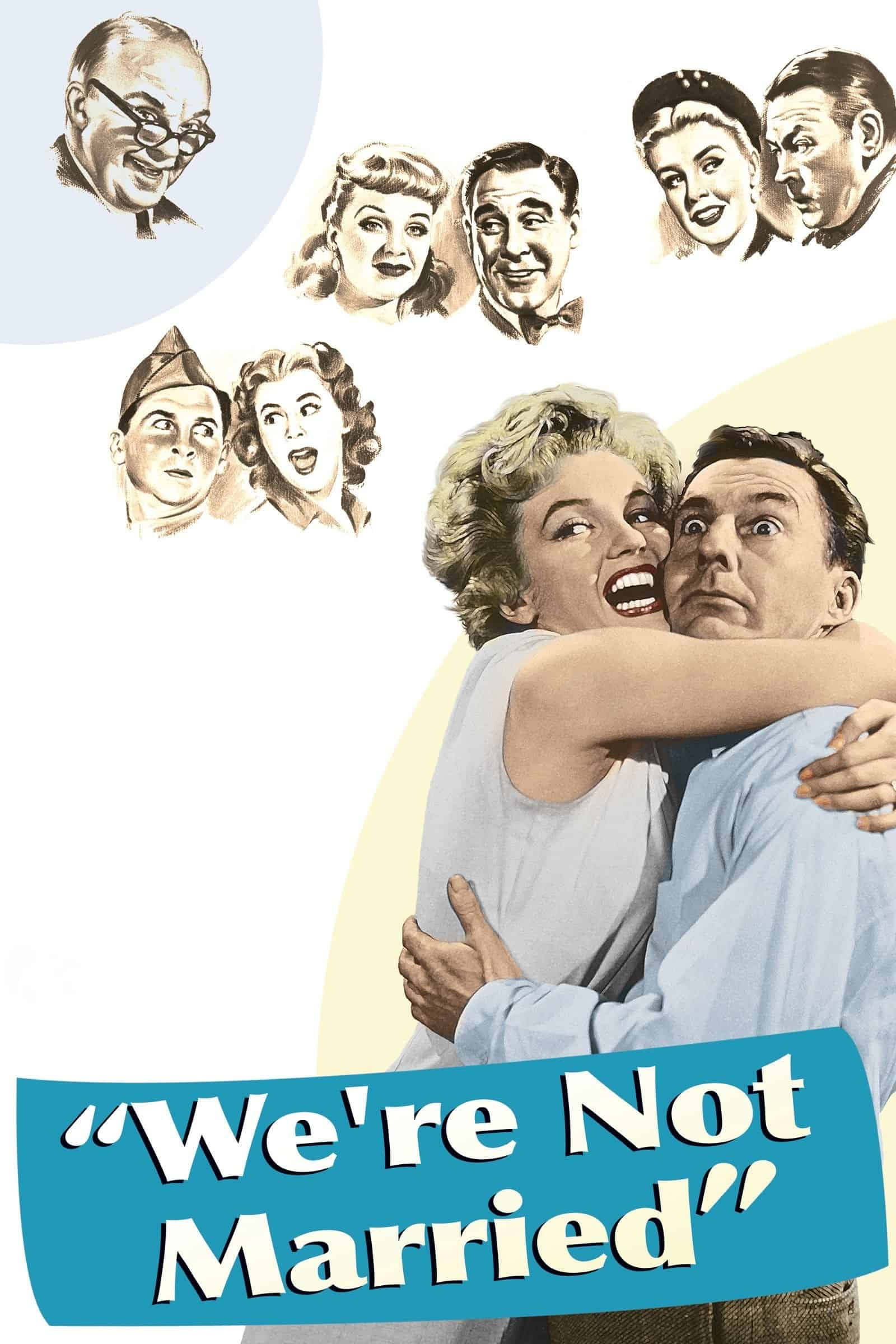 We're Not Married!, 1952