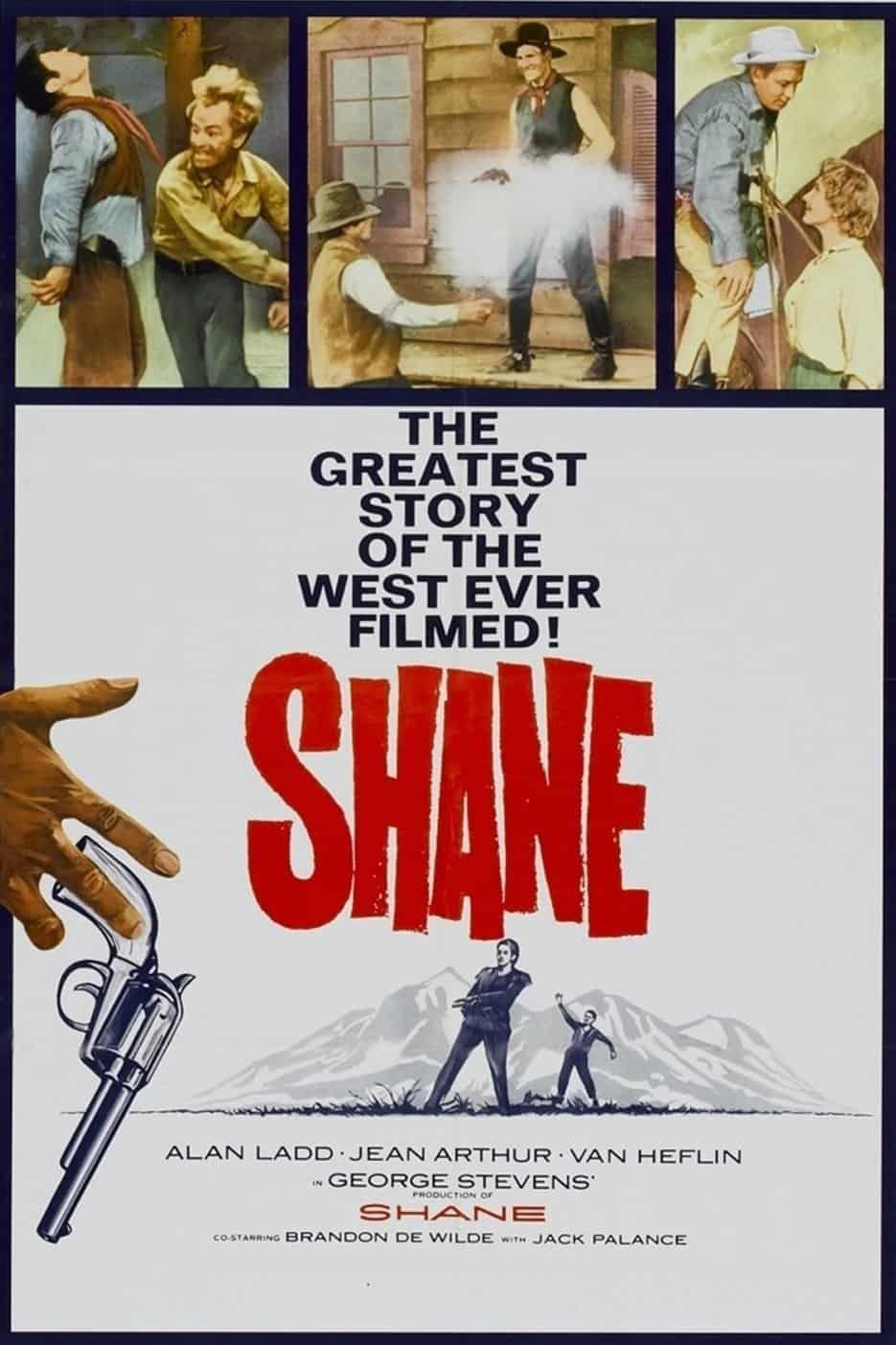 Shane, 1953