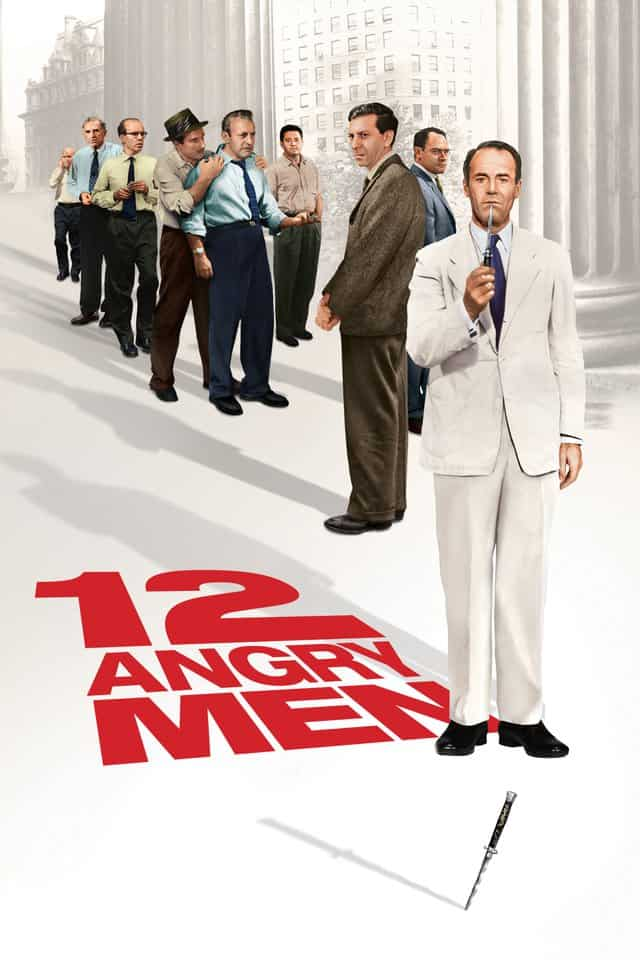 12 Angry Men,1957