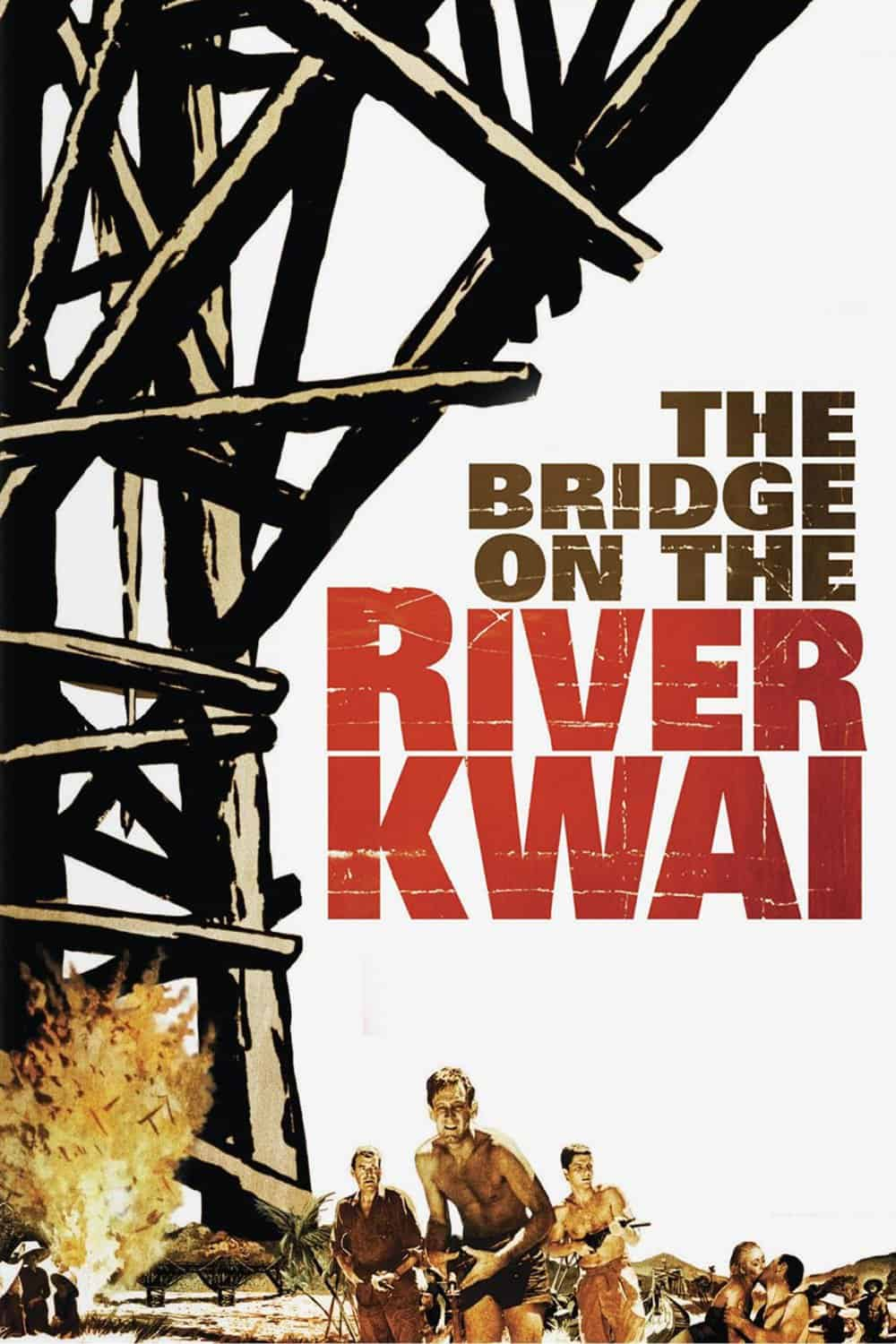 The Bridge on the River Kwai,1957