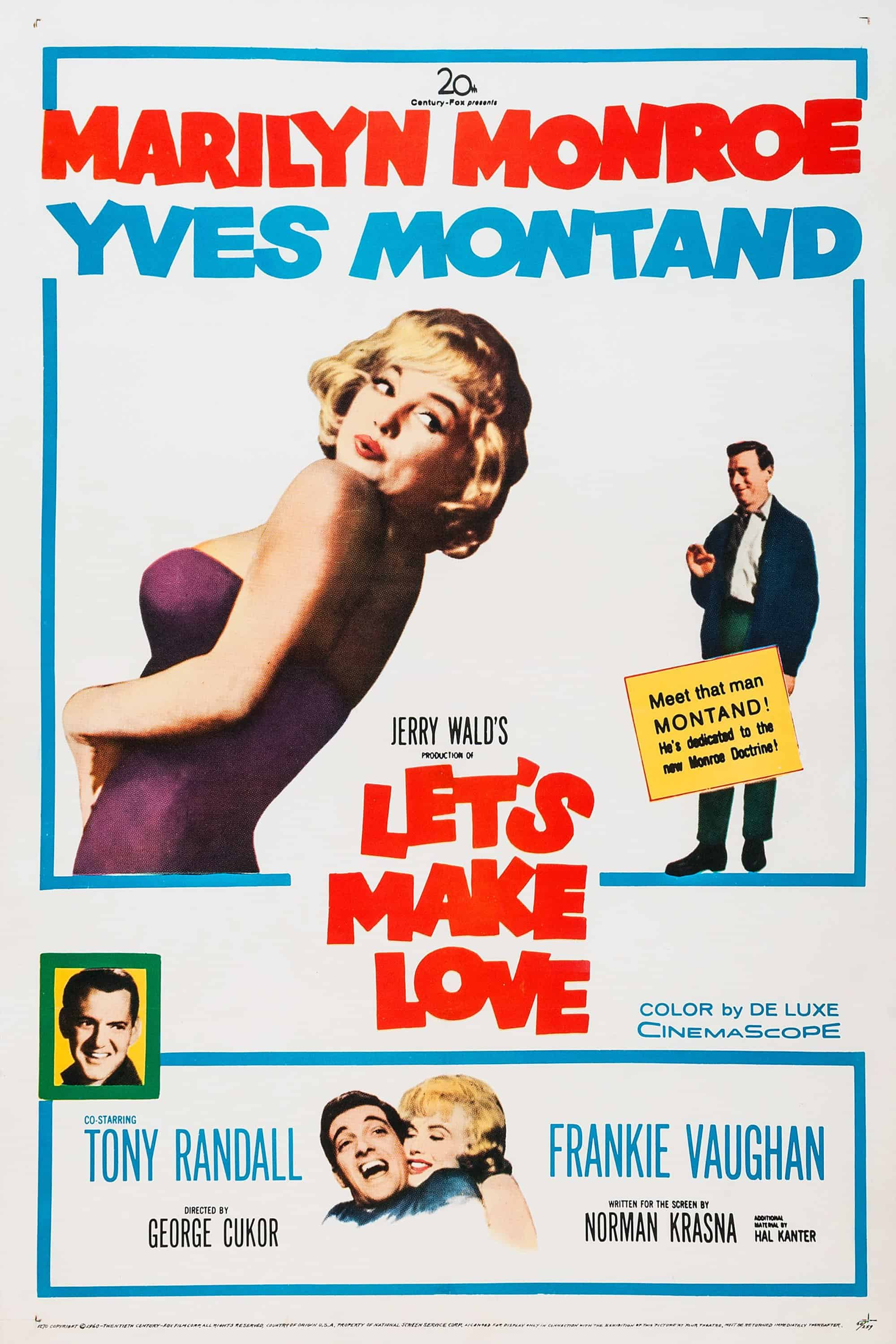 Let's Make Love, 1960