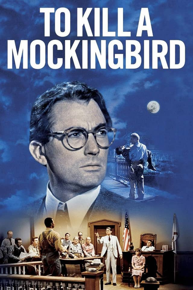 To Kill a Mockingbird,1962