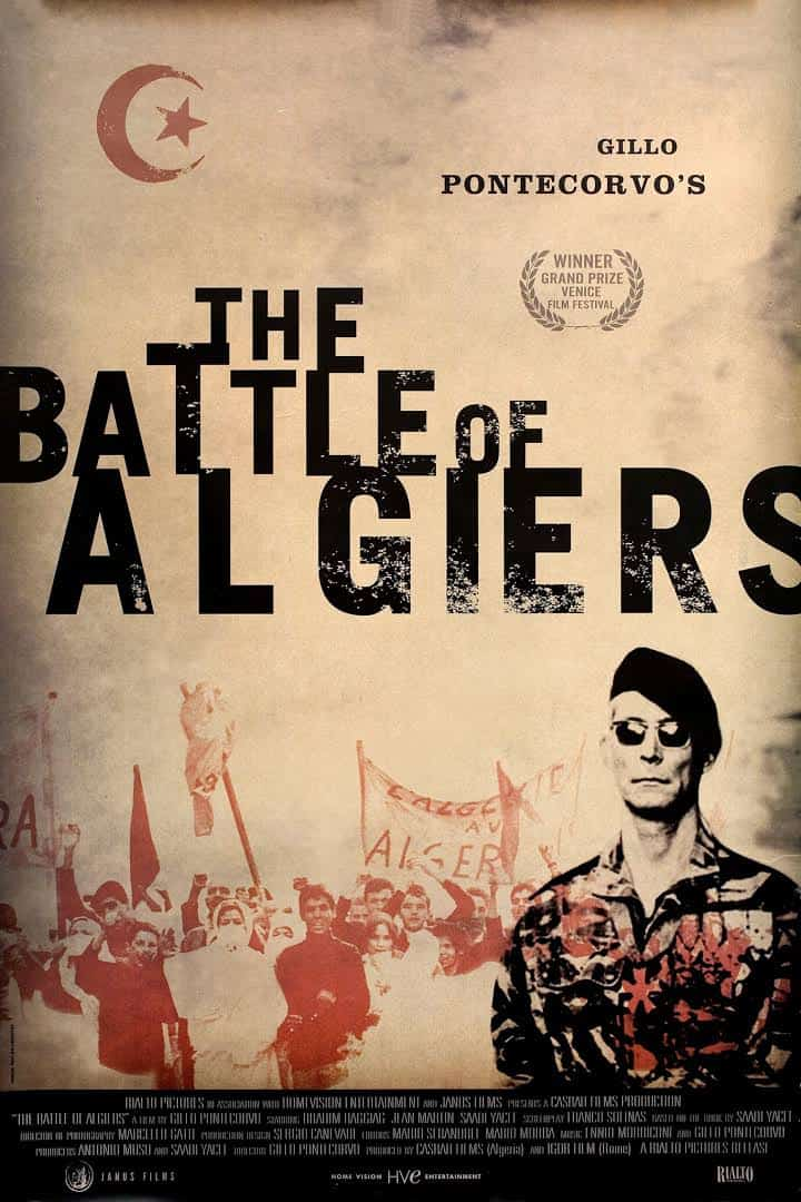 The Battle of Algiers, 1966