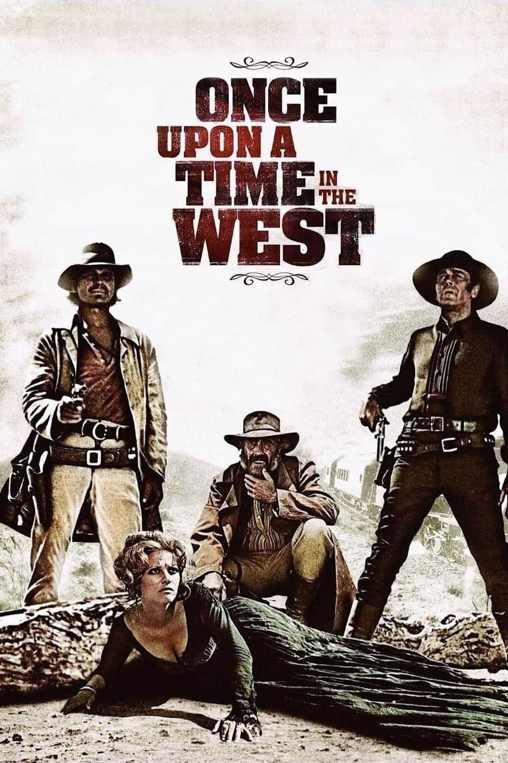 Once Upon a Time in the West, 1968