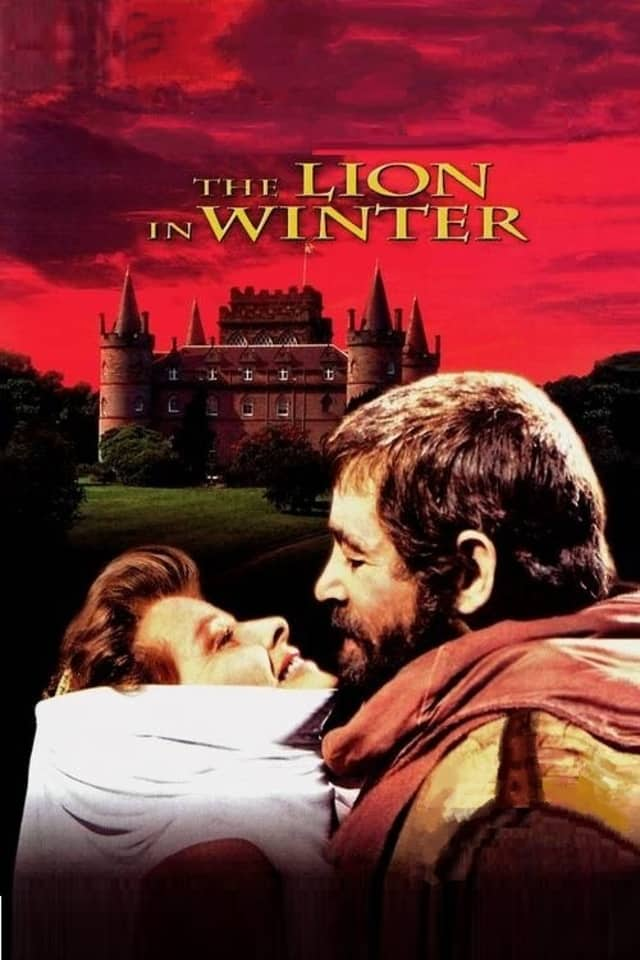 The Lion In Winter, 1968