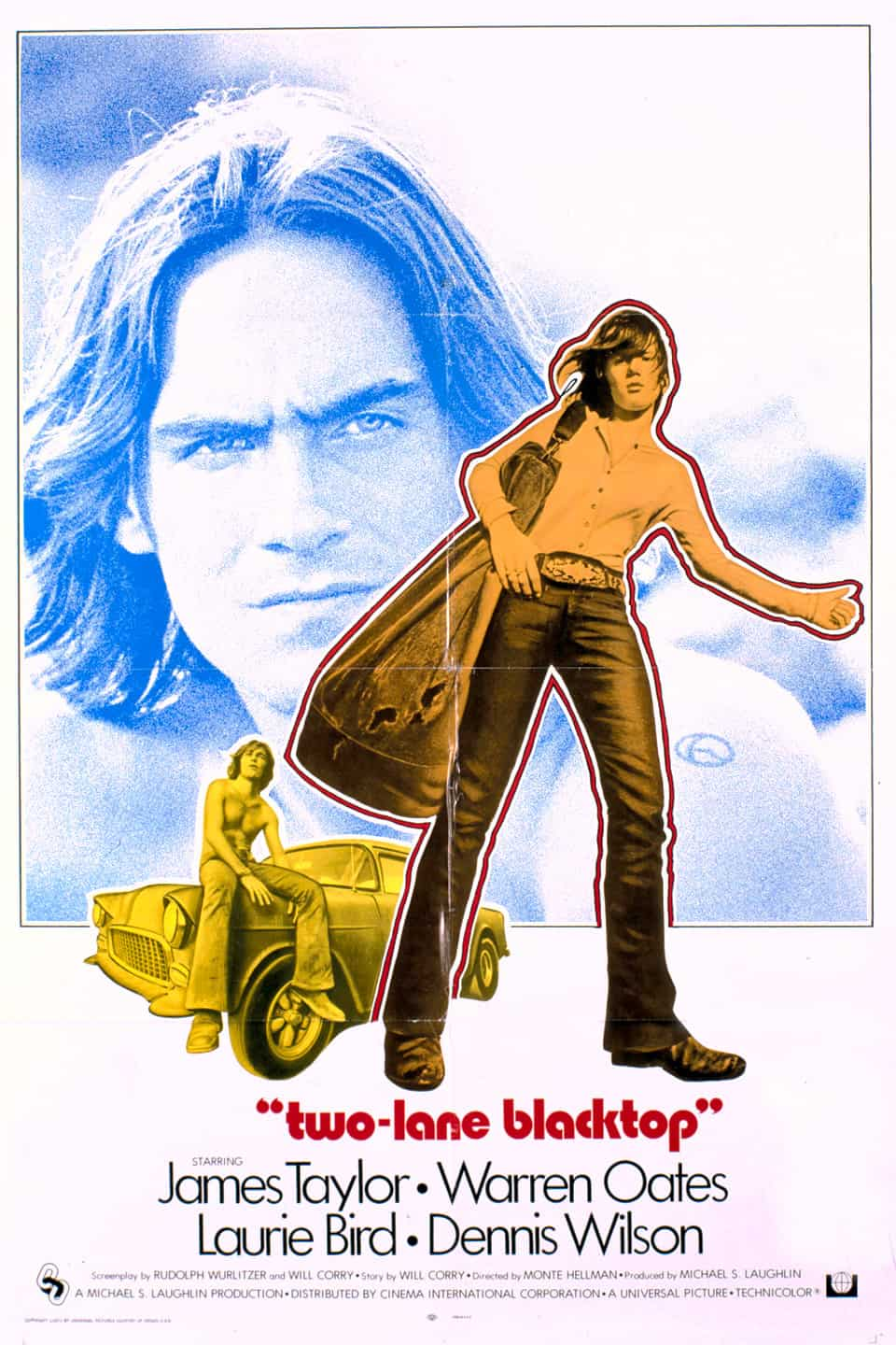 Two-Lane Blacktop, 1971
