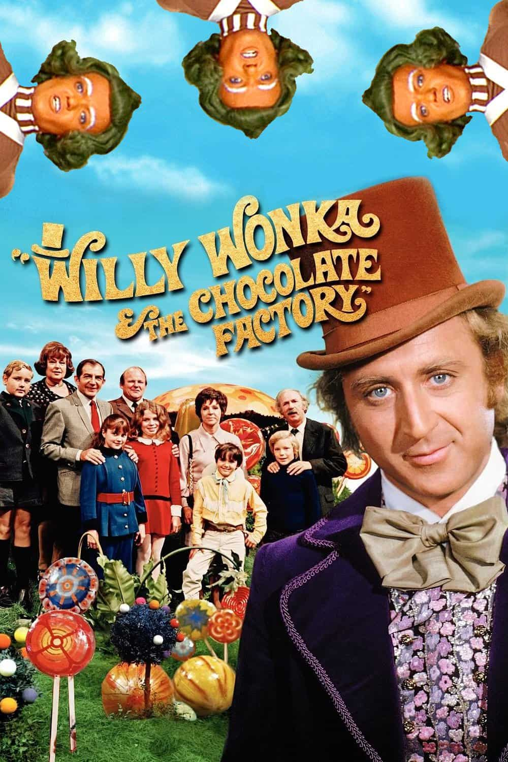 Willy Wonka and the Chocolate Factory, 1971