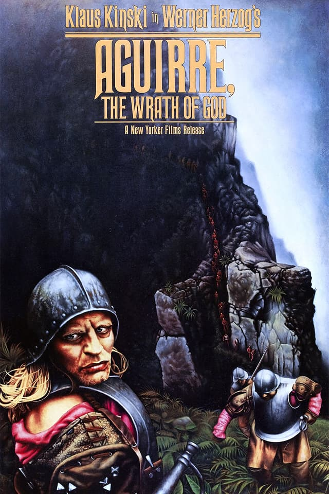 Aguirre: The Wrath of God,1972