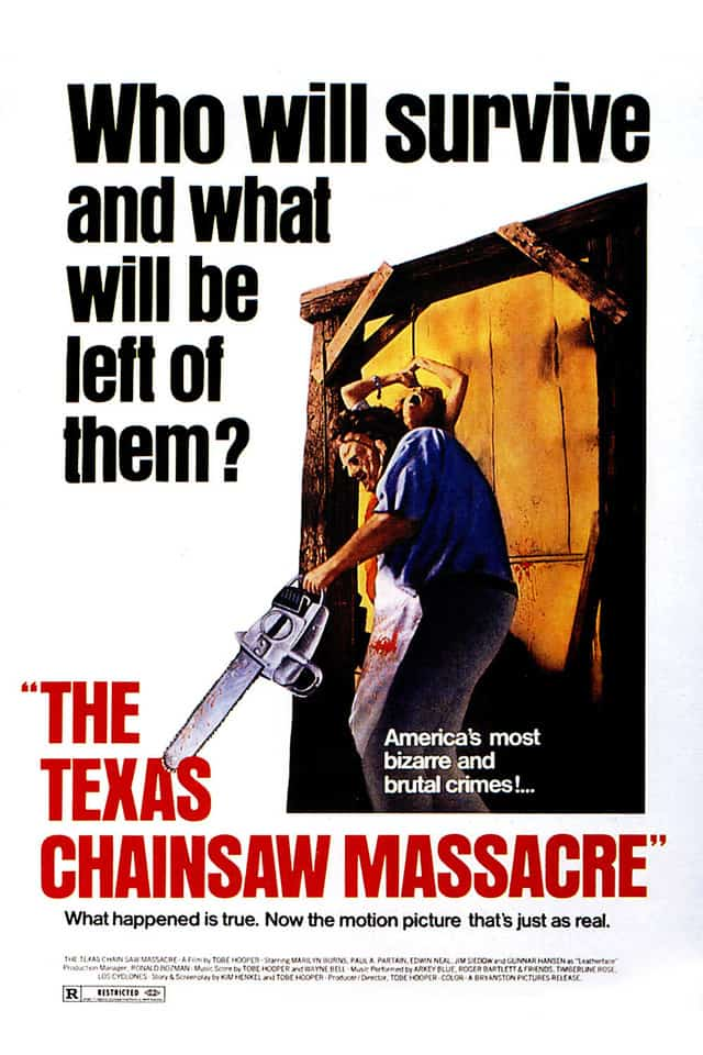 The Texas Chain Saw Massacre, 1974