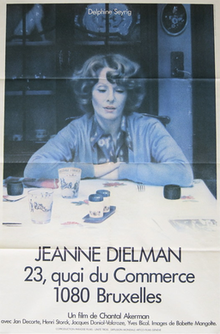 Jeanne Dielman, 23 Commerce Quay, 1080 Brussels, 1975