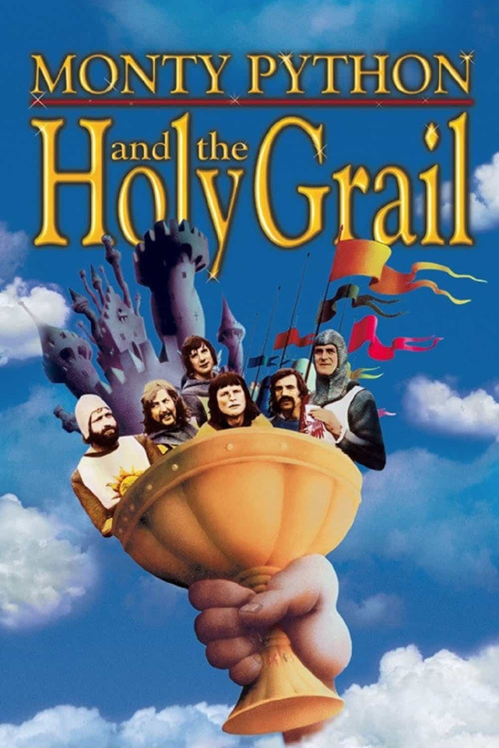 Monty Python and the Holy Grail,1975