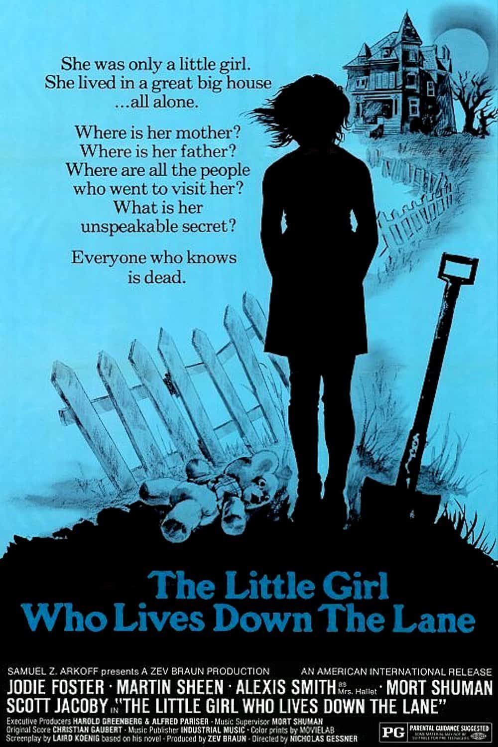 The Little Girl Who Lives Down the Lane, 1976