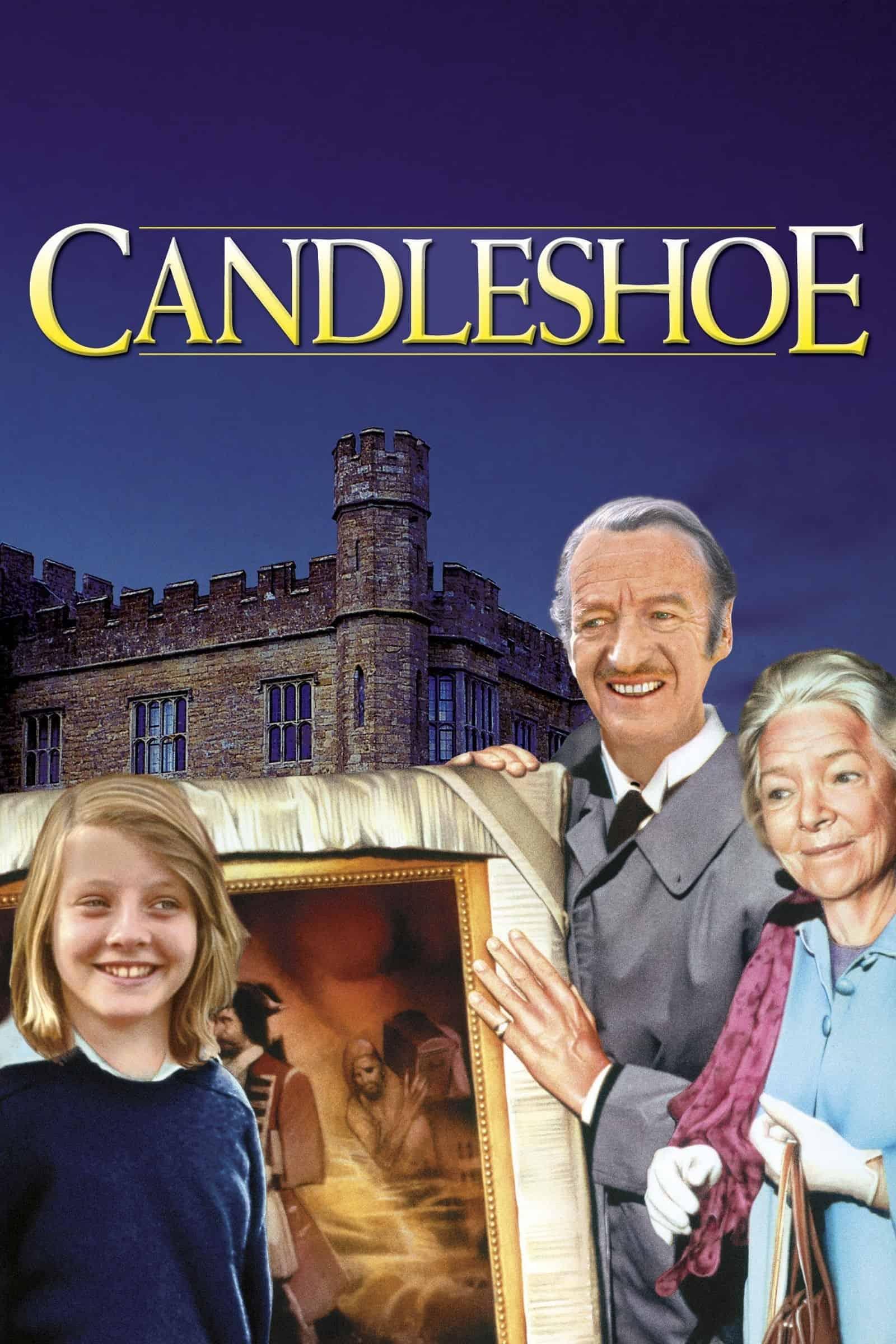 Candleshoe, 1977