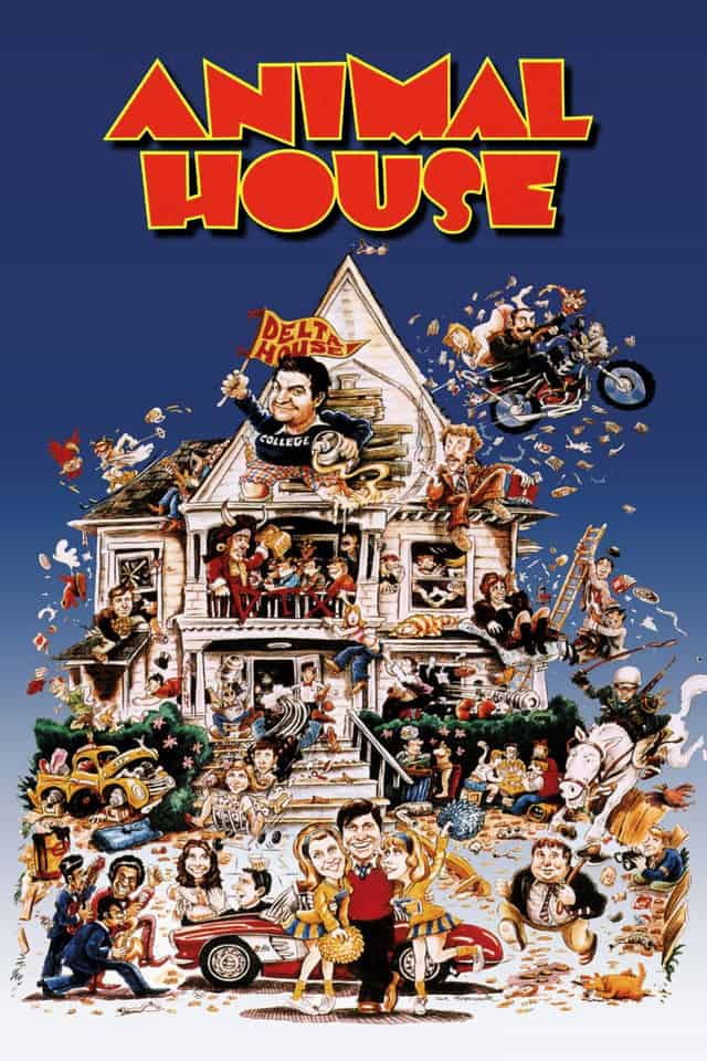 National Lampoon's Animal House, 1978