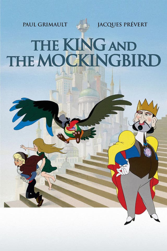 The King and the Mockingbird,1980