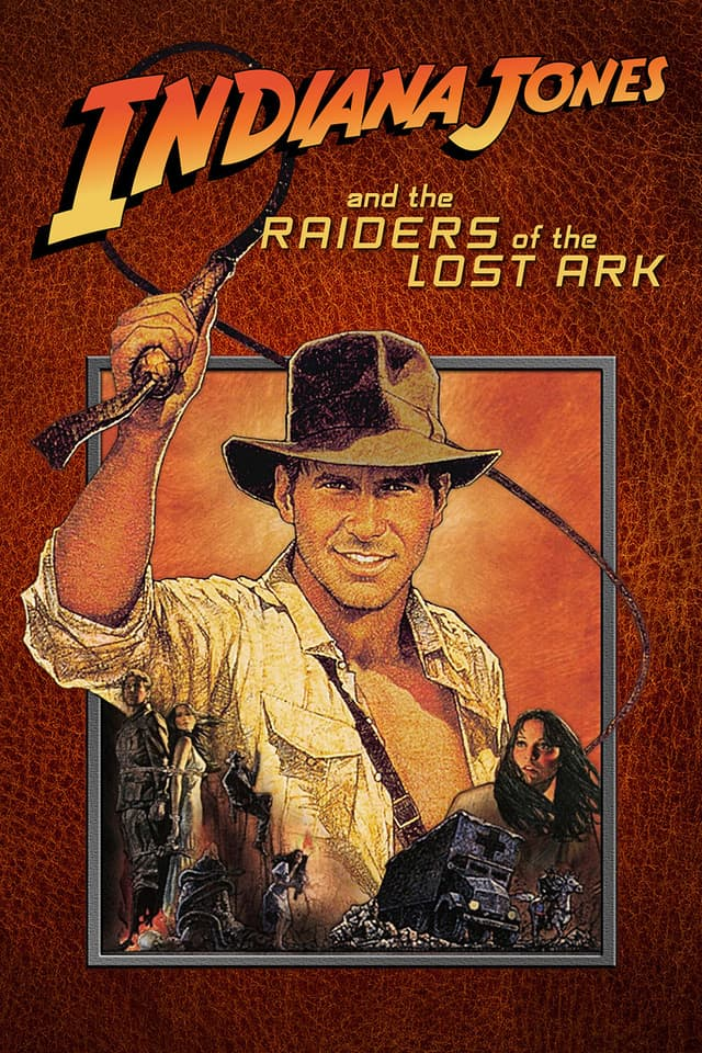 Indiana Jones and the Raiders of the Lost Ark,1981