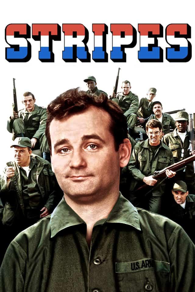 Stripes, 1981