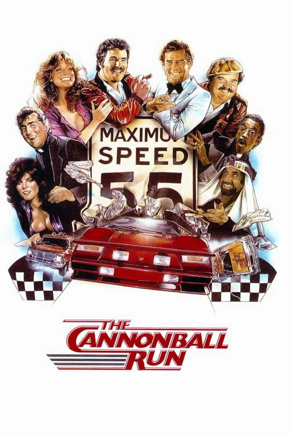 The Cannonball Run, 1981