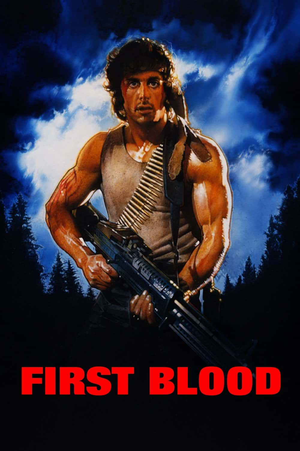 First Blood, 1982
