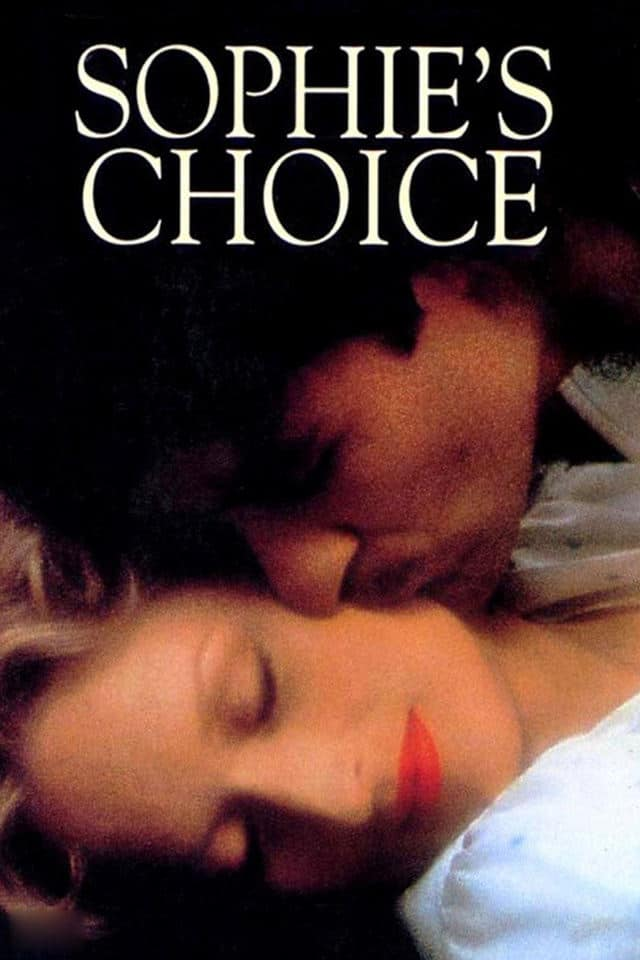 Sophie's Choice, 1982