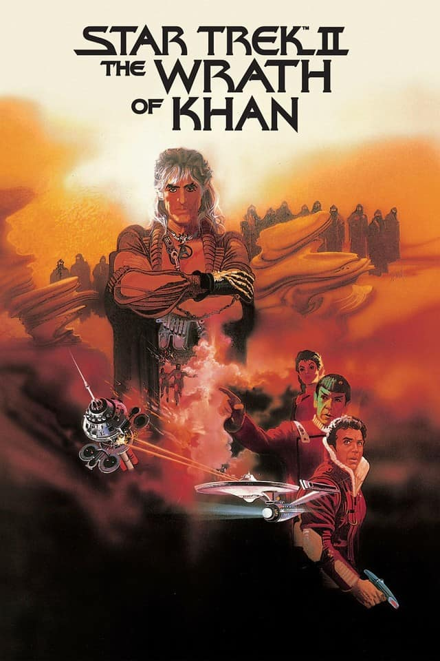 Star Trek II: The Wrath of Khan, 1982