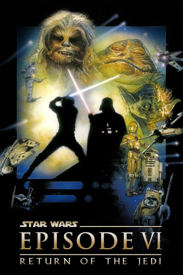 Return of the Jedi, 1983