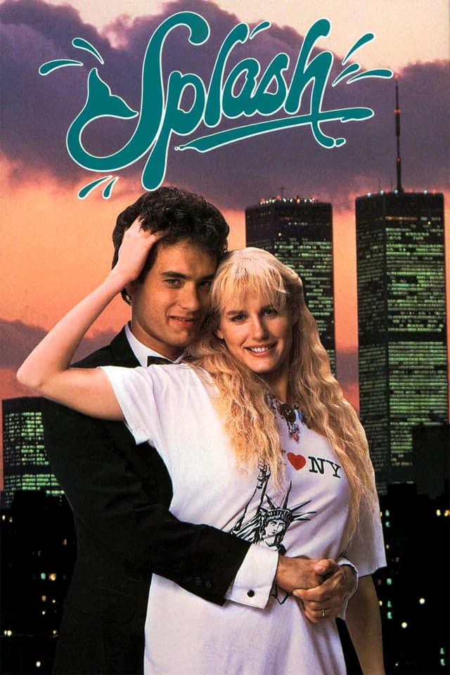 Splash, 1984