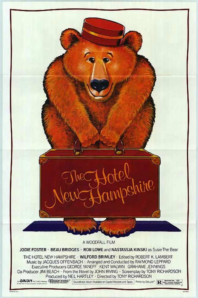 The Hotel New Hampshire, 1984
