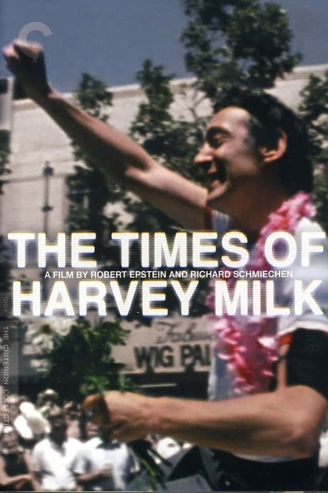 The Times of Harvey Milk,1984