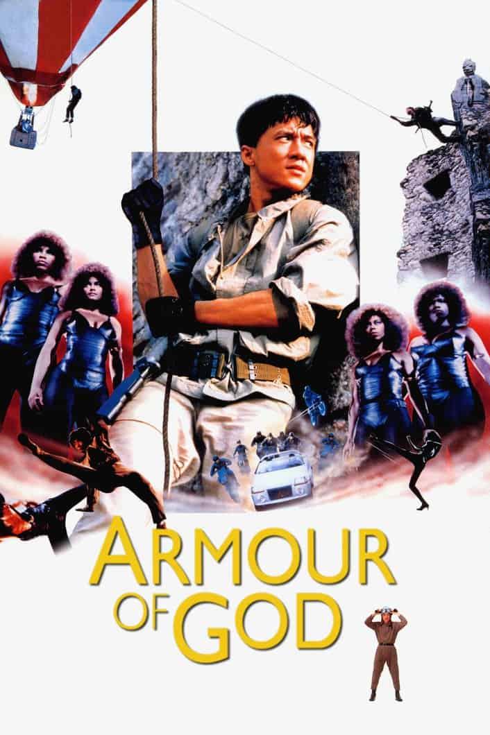 Armour of God, 1986