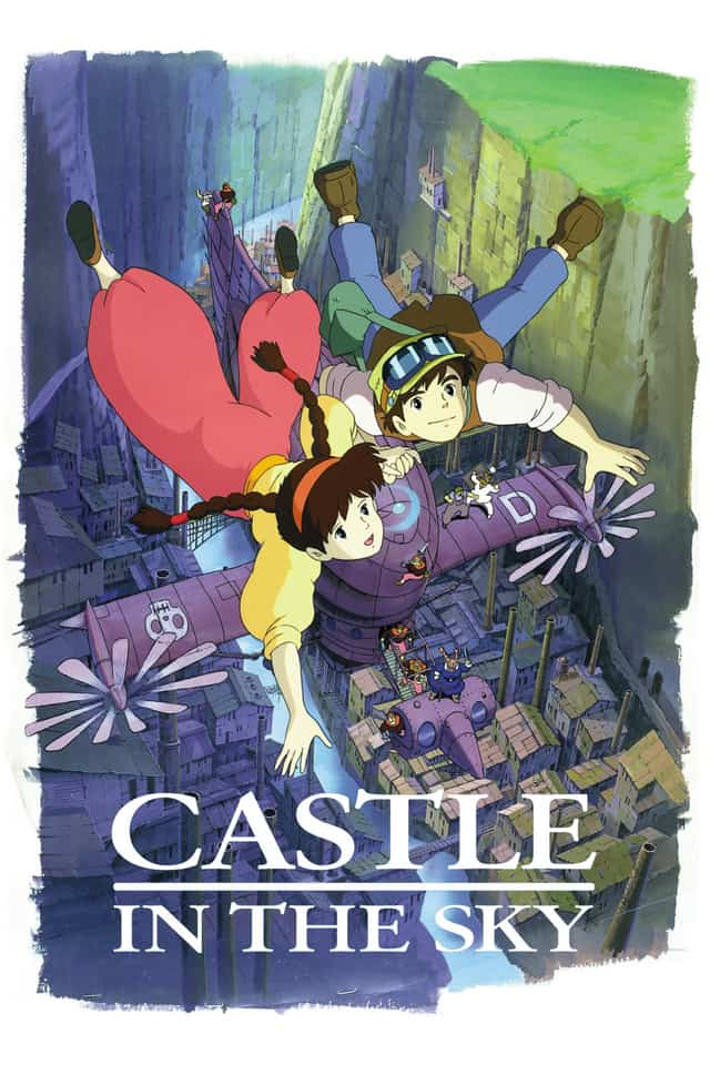 Castle in the Sky,1986