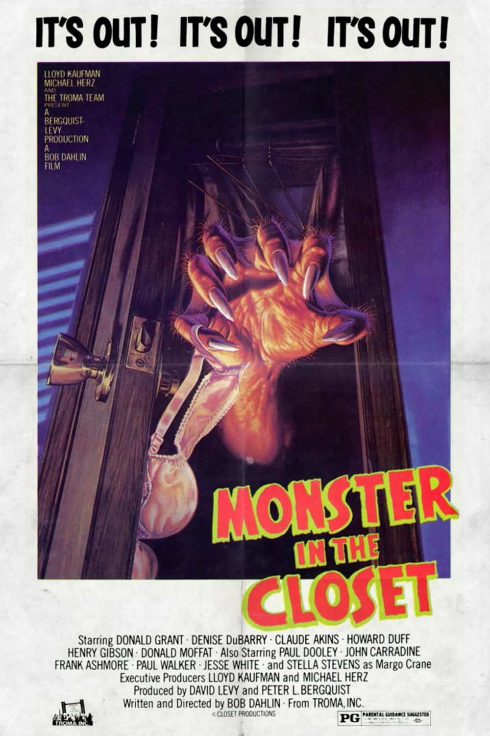Monster in the Closet, 1986