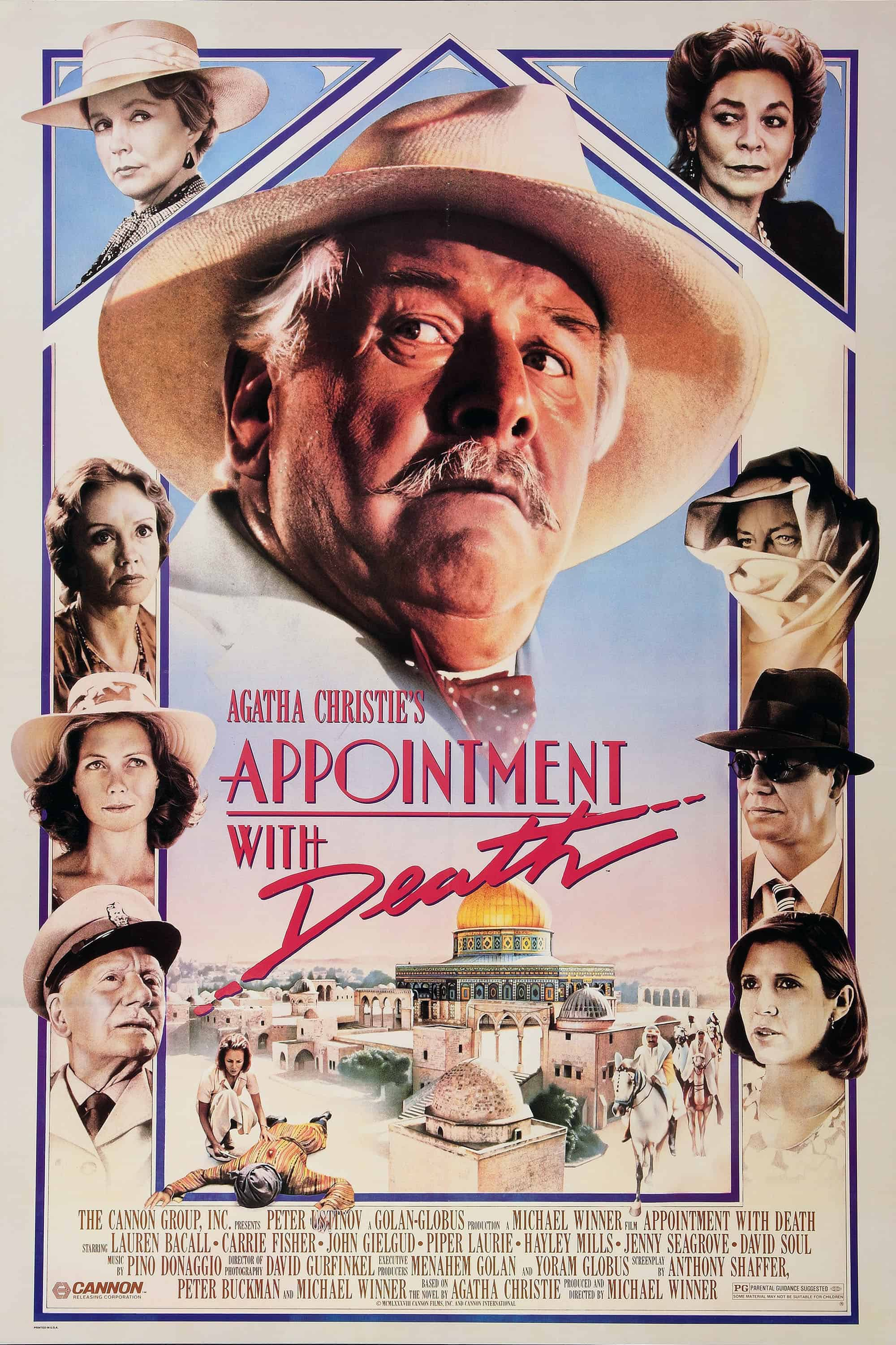 Appointment with Death, 1988
