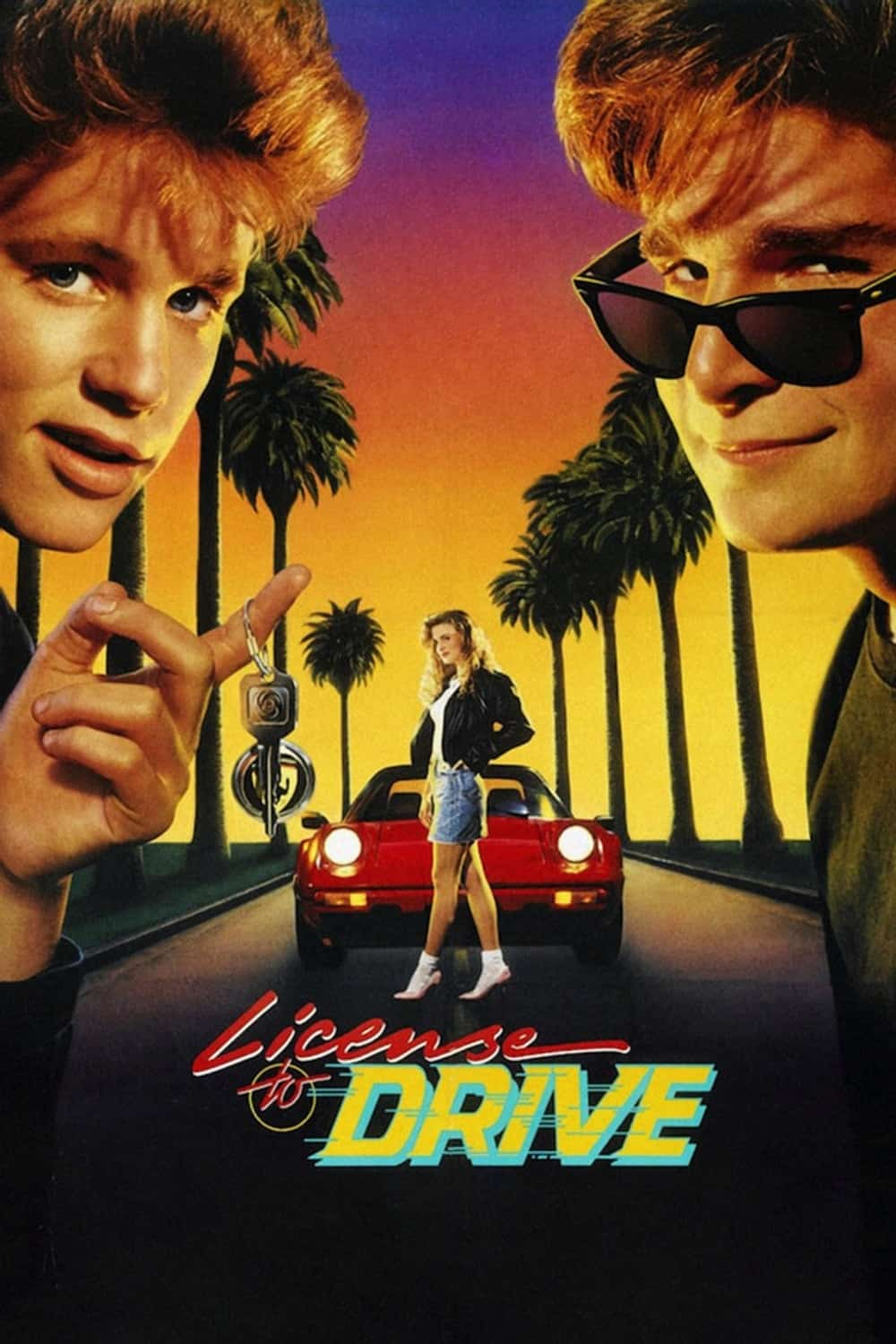 License to Drive, 1988