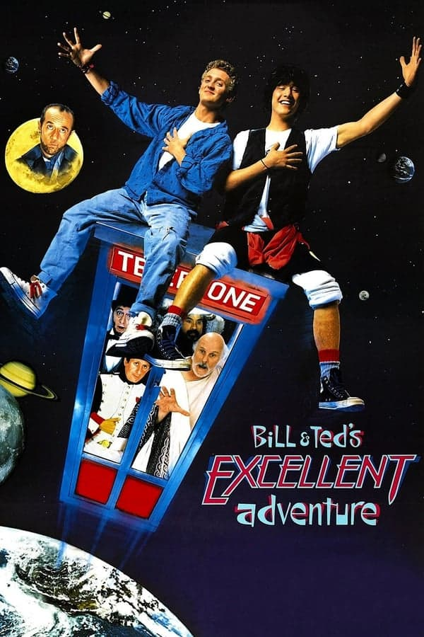 Bill and Ted's Excellent Adventure, 1989