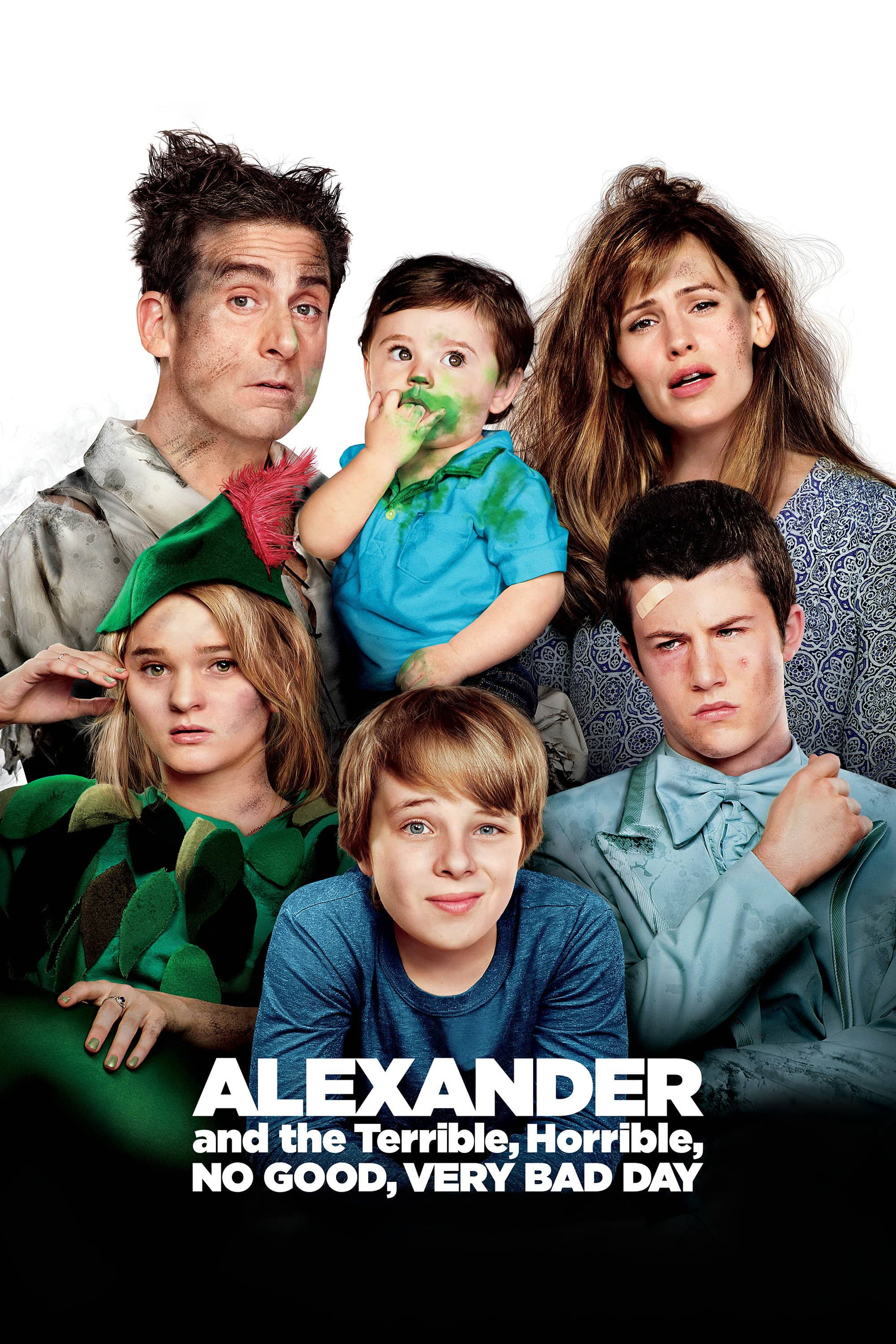 Alexander and the Terrible, Horrible, No Good, Very Bad Day, 1990
