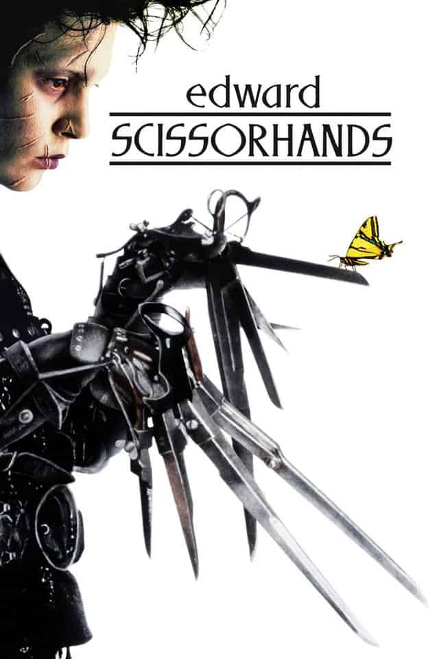 Edward Scissorhands, 1990