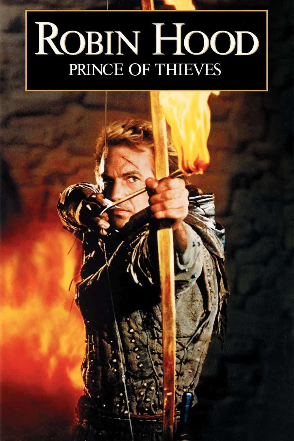 Robin Hood: Prince of Thieves, 1991